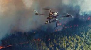 Drones Go To Work In Emergencies