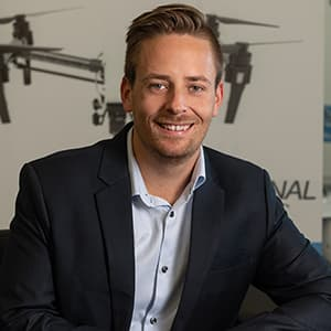 Jake Milburn - National Drones