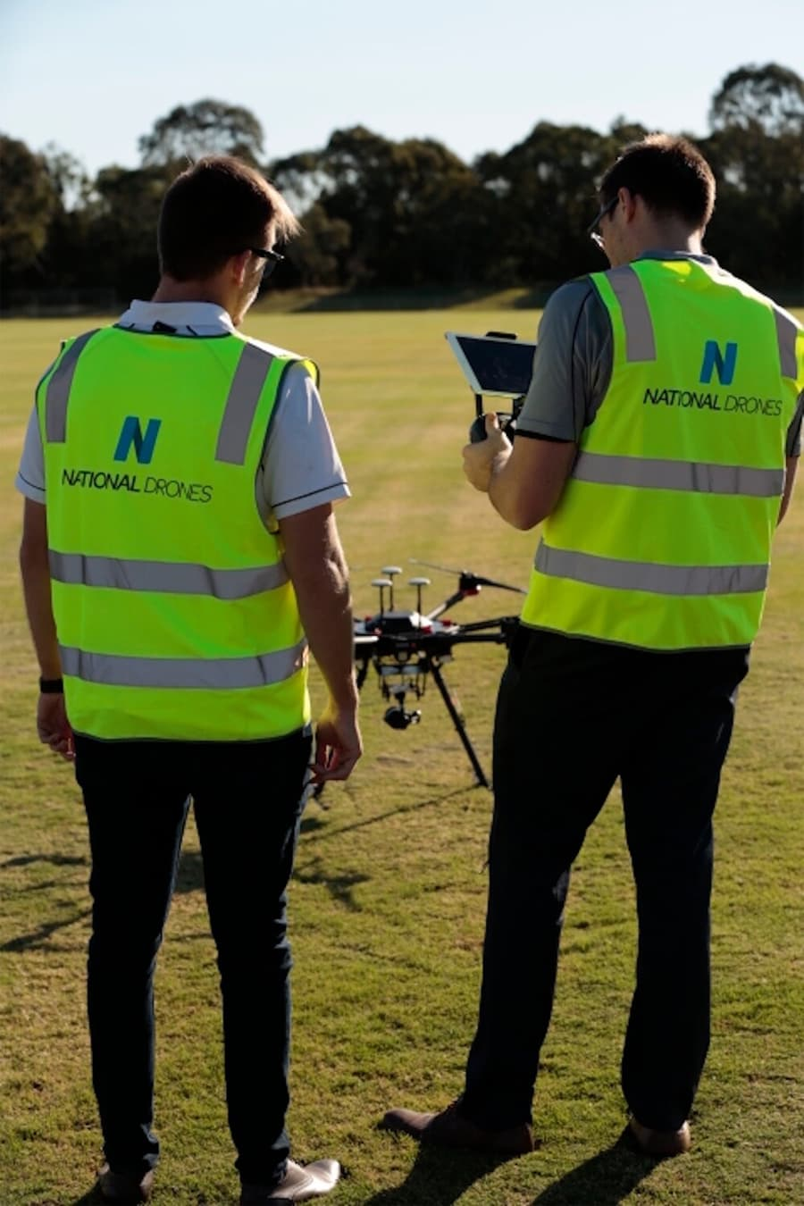 The Best Drone for Land Surveying