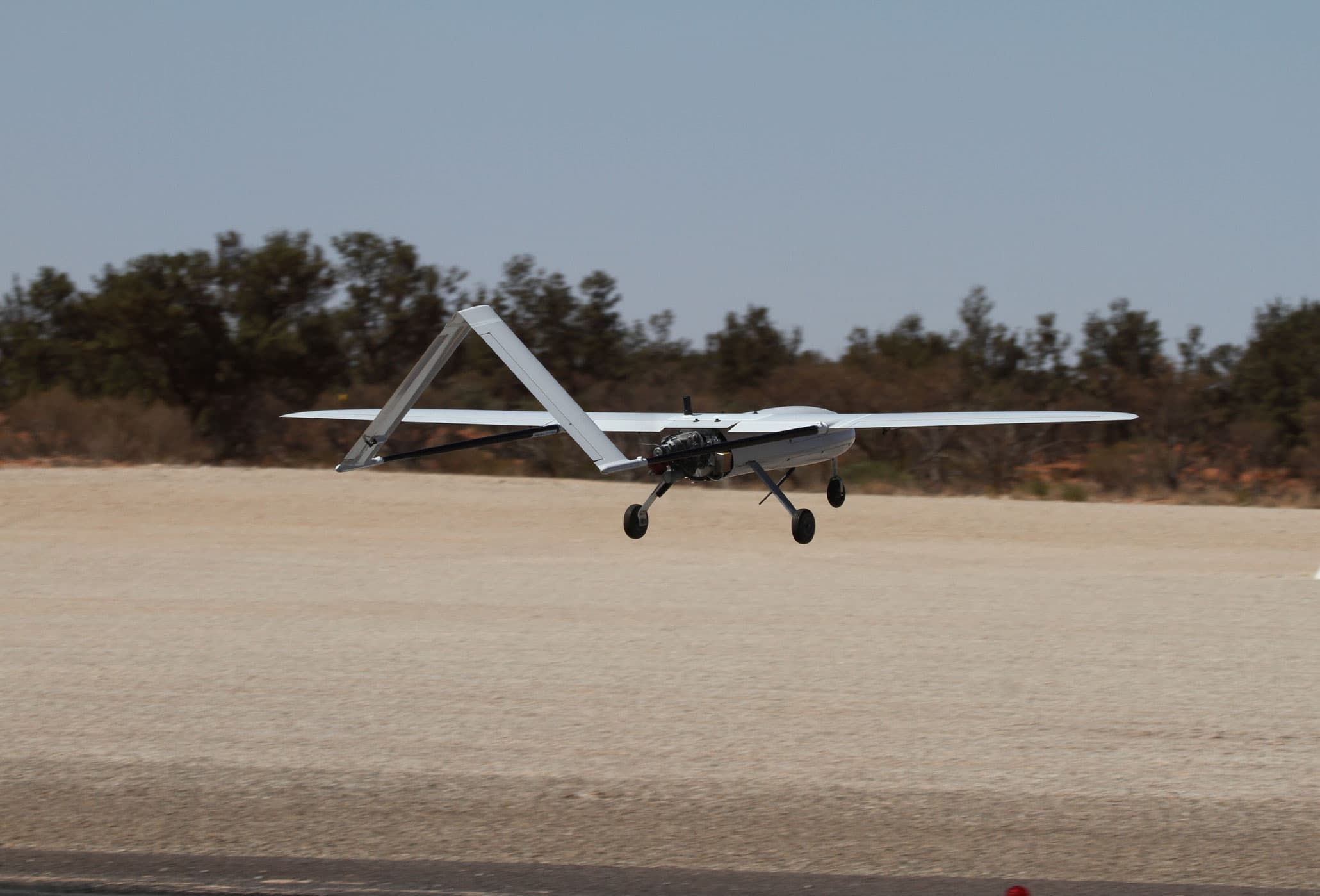 BHP Surface Mine SA - National Drones