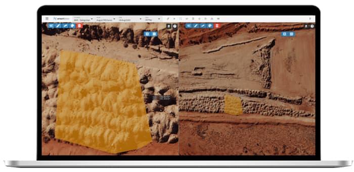 Intelligent visualisation software